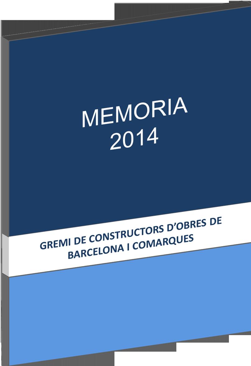 Memòria 2014
