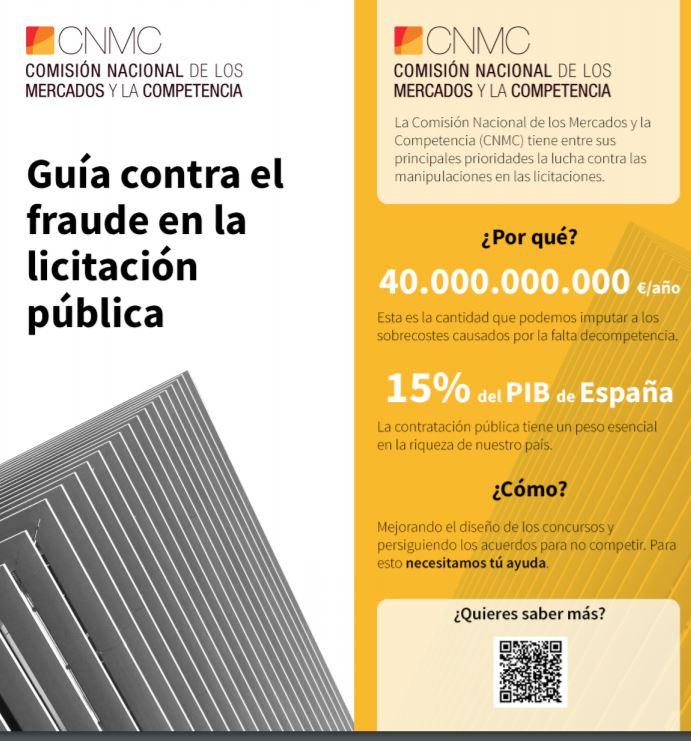 Guía contra el fraude en la licitación pública