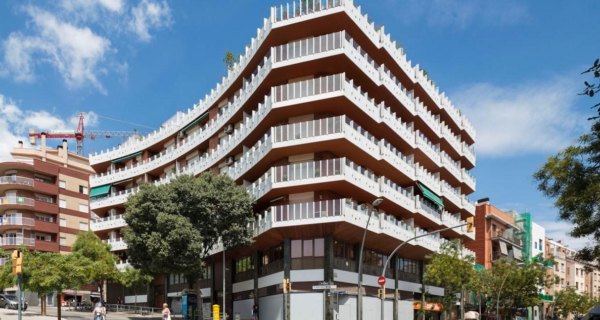 Renovaci dels ampits de balcons i baranes a pla a sanllehy for Renovacio oficina de treball