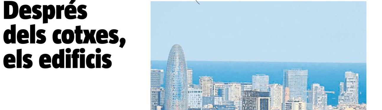 Edificis Barcelona