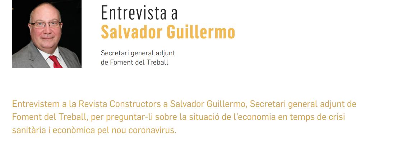 Entrevista a Salvador Guillermo